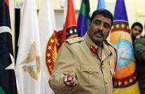 المسماري يهاجم قطر رغم غيابها عن مؤتمر برلين (شاهد)