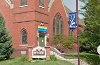 """السجن 15 عاما لأمريكي حرق """"علم المثليين"""""""