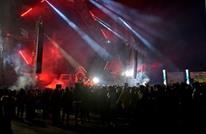 عشرات آلاف السعوديين يتوافدون على أكبر مهرجان موسيقي