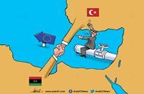 الاتفاق التركي الليبي..