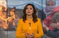 """الإعلامية """"إيمان عياد"""" تشارك بإطلاق حملة إنسانية عالمية (شاهد)"""
