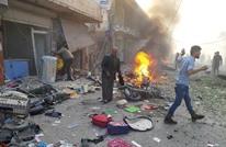 مقتل 8 مدنيين إثر انفجار سيارة مفخخة بتل أبيض السورية (شاهد)