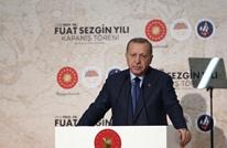 """أردوغان يهاجم ماكرون ويصف تصريحه عن الإسلام بـ""""الوقح"""""""
