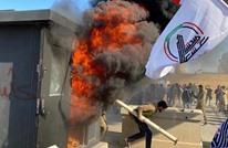 بعد انسحاب المحتجين.. خارجية العراق: رسالتهم وصلت