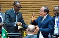 """فشل """"دبلوماسية البروبغندا"""" خلال رئاسة السيسي للاتحاد الأفريقي"""