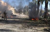 """مقتل مدني بتفجير في """"رأس العين"""" شمال سوريا"""