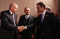 """أردوغان يلتقي رئيس وزراء اليونان على ضوء نزاع """"التنقيب"""""""