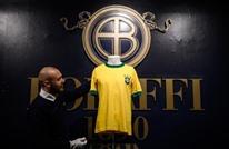 بيع قميص الأسطورة بيليه بمبلغ كبير في مزاد بإيطاليا