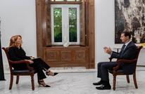 الأسد عن احتجاجات لبنان: إيجابية إذا..