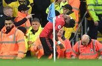 """""""العنصرية"""" تضرب ديربي مانشستر والشرطة تعتقل أحد المشجعين"""