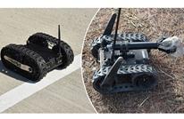 """تركيا تكشف تطوير """"روبوتات"""" قتالية محلية الصنع (شاهد)"""