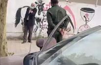لهذا حاول عراقي الانتحار بكلاشينكوف أمام مديرية التربية