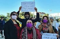 """اتهام أرملة بليعيد بالإساءة لنساء تونس بسبب شعار """"كلنا عاهرات"""""""