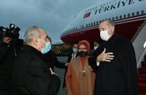 """احتفالات ضخمة بأذربيجان بـ""""نصر قره باغ"""" بحضور أردوغان (شاهد)"""
