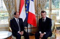 إندبندنت: نفاق فرنسي مع السيسي لتمرير صفقات ومصالح