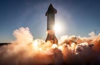 """صاروخ """"سبايس إكس"""" للمريخ ينجح بالإقلاع ويفشل بالهبوط"""