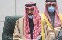 أمير الكويت يبعث برسالة إلى السيسي قبيل قمة الخليج