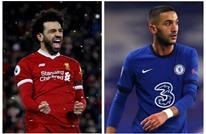 لاعبون عرب تأهلوا لثمن نهائي دوري الأبطال.. تعرف عليهم