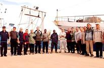 إيطاليا تعلن عودة 18 بحارا كانوا محتجزين في الشرق الليبي