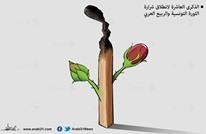 الثورة التونسية والربيع العربي ..