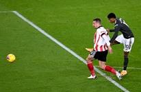 """المانيو يهزم شيفيلد وراشفورد """"الهداف"""" يحقق رقما مبهرا"""
