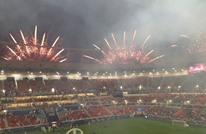 أمير دولة قطر يفتتح رسميا رابع ملاعب مونديال 2022 (شاهد)