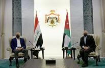الكاظمي يلتقي العاهل الأردني في زيارة مفاجئة إلى عمان