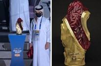 تصميم كأس أمير قطر يخطف الأضواء.. ذهب خالص ومورانو