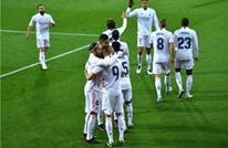 ريال مدريد يواصل حصد النقاط بالليغا.. وزيدان يشيد بالفريق