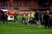 """وفاة """"عامل مكلف بالعشب"""" بعد نهاية مباراة بالدوري الفرنسي"""