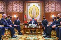 انتقادات واسعة لتوقيع العثماني اتفاق التطبيع مع الاحتلال (شاهد)