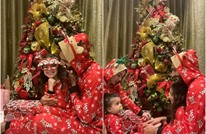 """صلاح يحتفل بالكريسماس و""""فوربس"""" تضعه بقائمة الأعلى أجرا بالعالم"""