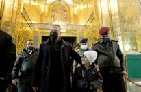 """الكاظمي يتجول ليلا في بغداد رغم تهديدات """"العصائب"""" (شاهد)"""