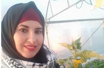 منى الصباح.. فلسطينية تبتكر مشروعا زراعيا على سطح منزلها