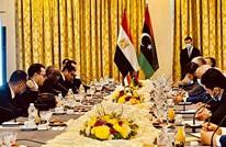 ماذا وراء زيارة الوفد المصري لطرابلس ولقائه مسؤولين بالوفاق؟