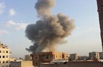 مقتل 12 عنصرا من تنظيم الدولة بقصف روسي ببادية سوريا