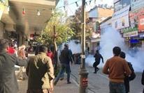 احتجاجات بمحافظة عراقية على تأخير الرواتب والأمن يتدخل