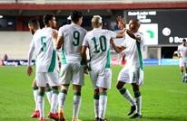 كورونا يقتحم جسد نجم منتخب الجزائر للمرة الثانية
