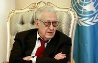 نص مذكرة الإبراهيمي للوفدين السوريين بمحادثات جنيف