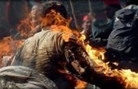 فلسطيني يحرق نفسه احتجاجا على غلاء المعيشة