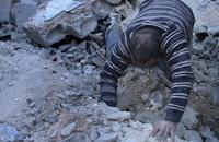 156 قتيلا بسوريا والمعارضة والنظام يستأنفان جنيف2