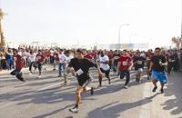 مشاركة رسمية وشعبية قطرية ضخمة في اليوم الرياضي