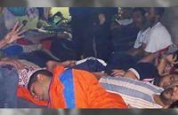 صور مسرَّبة من سجن مصري تظهر انتهاكات بحق المعتقلين