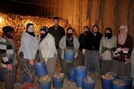 """ثلاجات طبيعية في """"كابادوكيا"""" التركية لحفظ الخضراوات"""