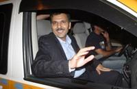 عباس يلتقي نائب رئيس الحكومة المقالة