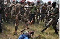 كي مون يدعو لوقف الانتهاكات بحق مسلمي افريقيا الوسطى