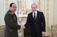 نيويورك تايمز: بوتين يعلن السيسي مرشحا للرئاسة!