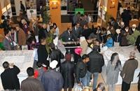 افتتاح فعاليات المعرض الدولي للكتاب بالمغرب