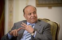 الرئيس اليمني يدعو لسلام عادل وينتقد الدور الأمريكي ببلاده