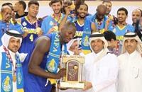 لأول مرة.. الغرافة بطلا للدوري القطري لكرة السلة